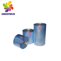Tube Transparent Shrink Wrap Film Plastic