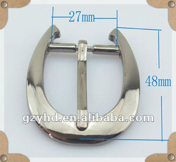 new style metal insert buckle for bag accessories