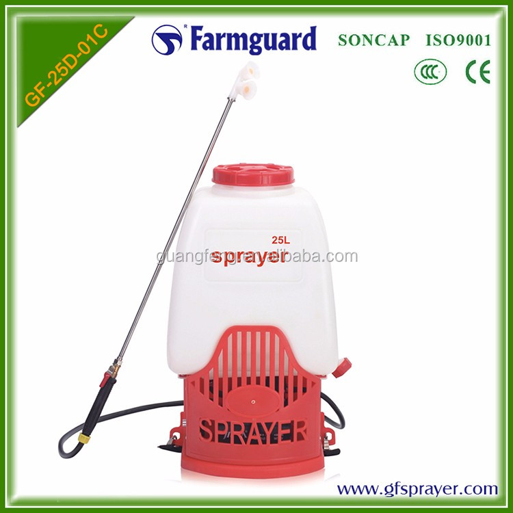 2016 New Design Engine Power Sprayer