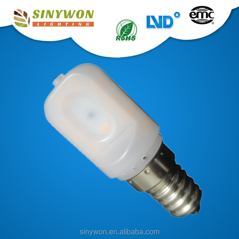 Nice Design PC Casing E14 Cap 360 Degree Led Bulb