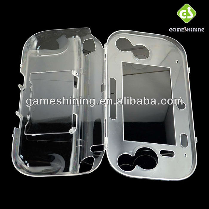 Crystal Cover for Wii U Gamepad Romote Controller