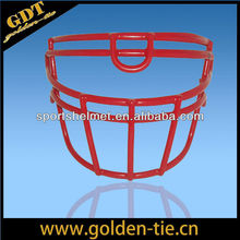 American Football protective face mask in Dongguan