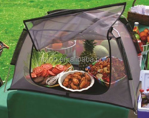 Table Foldable Picnic Food Cover/Food Tent