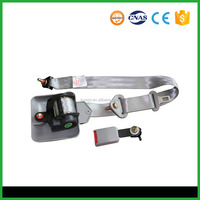 Hot selling 3 point auto friend safety belt