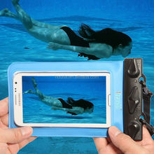 High quality Hot Selling Cell Phone Case Pvc Waterproof Bag For Samsung Galaxy S4 for diving