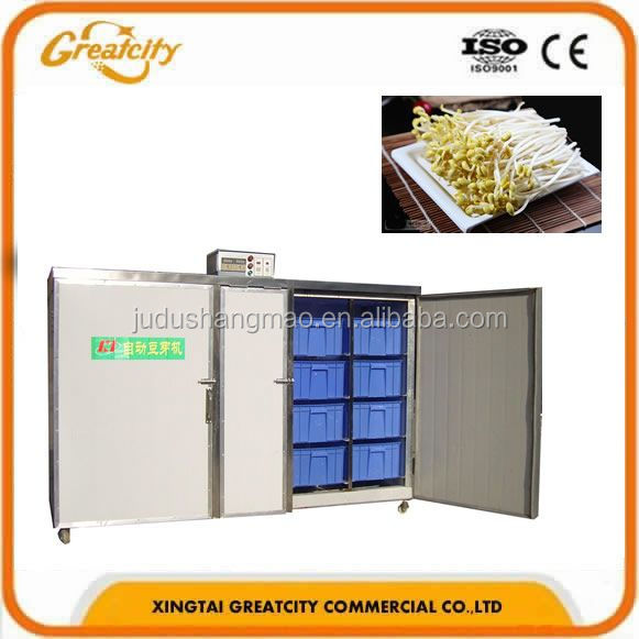 Bean Sprout Growing Machine|Bean Sprout Making Machine