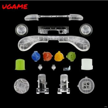 High Quality Crystal Replacement For Xbox 360 Controller Set Buttons