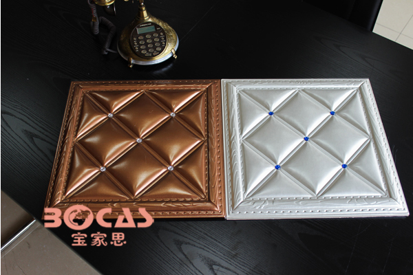 Waterproof wall panel decorative 3d wall board