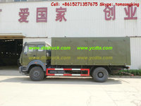 Beiben 4x4 /6x6 Truck Customizing Mobile workshop with equipment and tool complete factory sale :86-15271357675