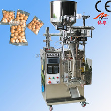 Full stainless steel packaging machine for roast peanut/coffee beans filling packing machine