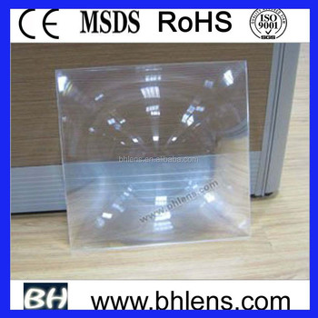 HOT sell high quality PMMA Standard Fresnel Lens For Stage Light