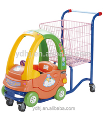 baby shopping cart/children toy trolley