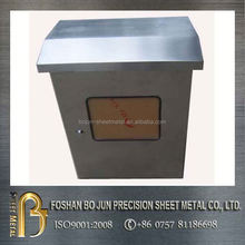 junction box custom stainless steel junction box made in china
