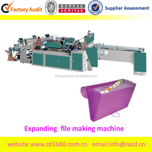 Automatic Computerized button closure school use organ bag making machine