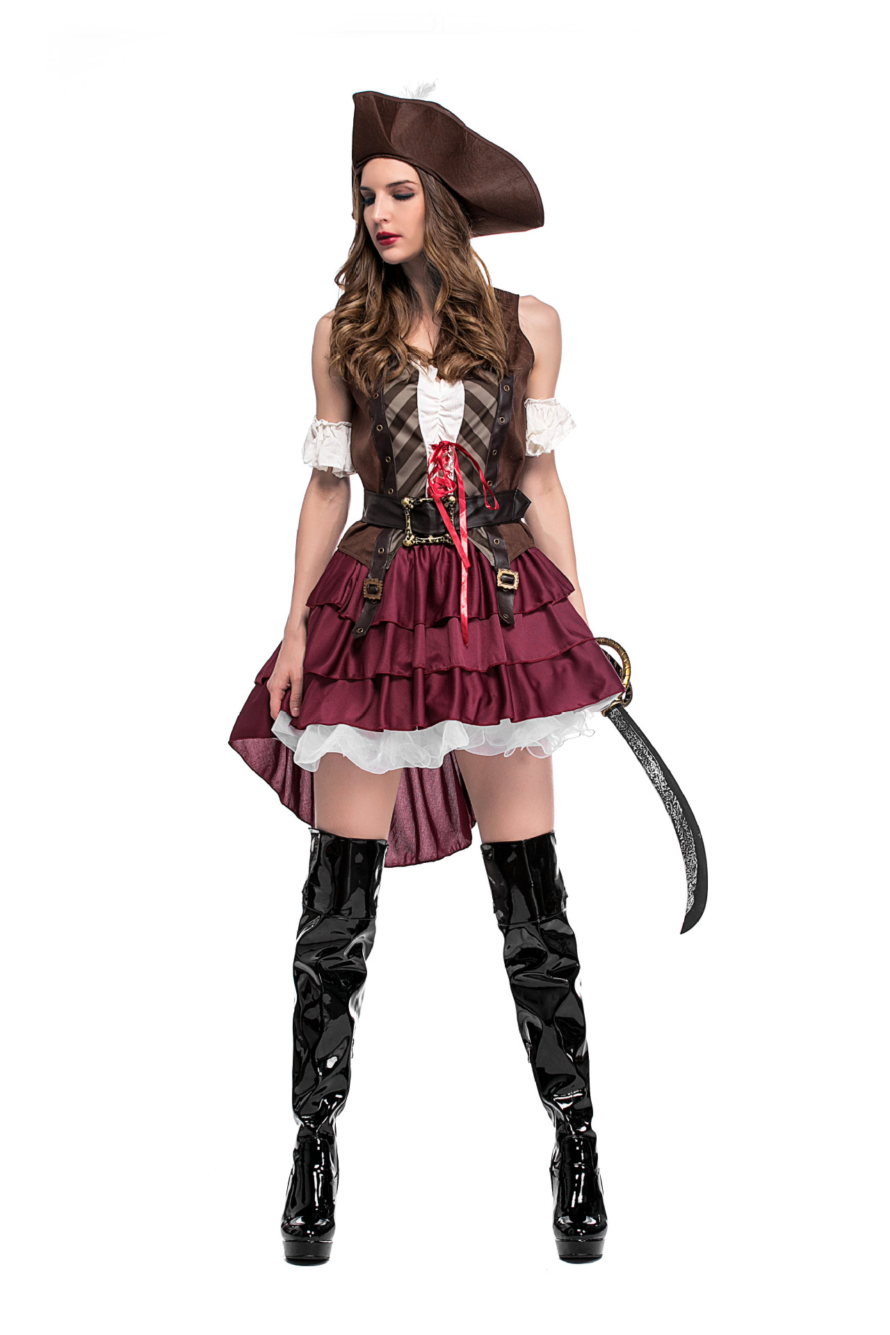 pirate sex costume  women bulk halloween costumes brazil carnival costumes