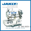JK500-05CB-1 simple to use stretch Sewing Machine(with knife)
