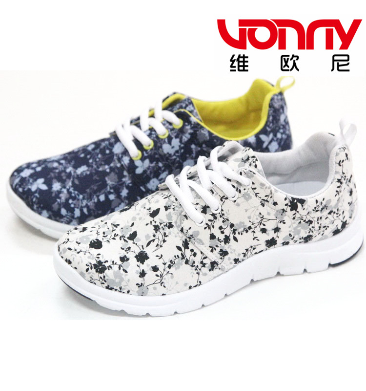 customize OEM ODM women trainer athletic running shoes