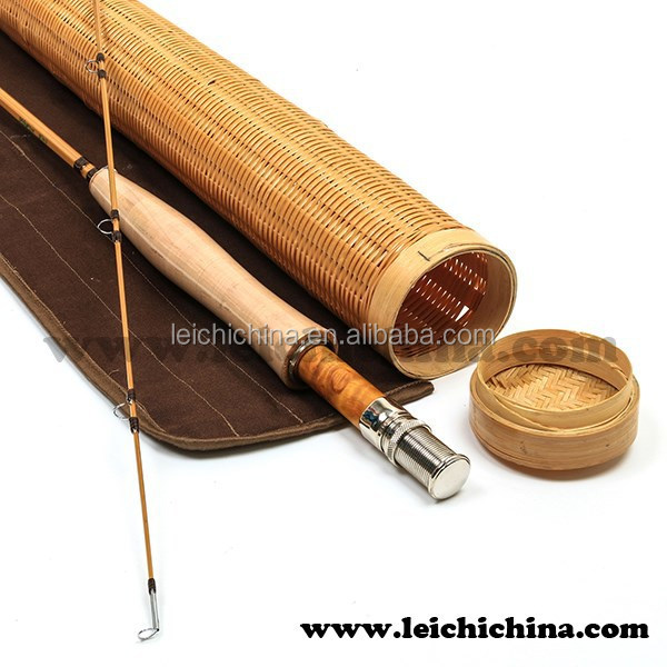 Top Grade Chinese Hand Made Bamboo Fly Fihsing Rods
