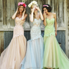 2016 Sexy Long Bridesmaid Evening Party Wedding Dresses Wholesale OEM