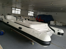 Yatch made in China Liya 20feet inflatable hypalon boats for fishing