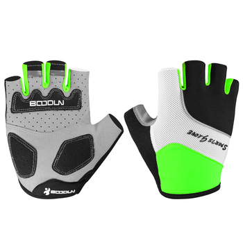 professional custom half finger cycling bicycle mtb bike gloves