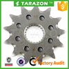 Stainless steel motorcycle front sprocket for Honda CRF 250X