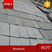 Shandong Blue Stone With Honed Finished