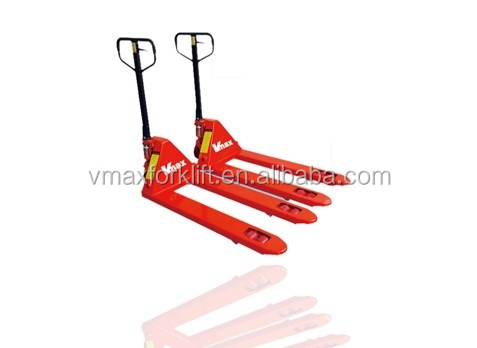 3000KG Hand Pallet Truck with double load wheel