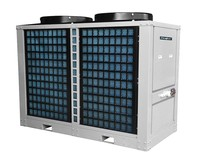 Hot sale pool heat pump for commercial pool