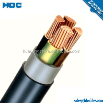 Australia HOT SELLING 3.5c xlpe cable 25MM2 35MM2 50MM2 185MM2 400MM2 Low voltage cable