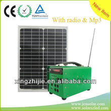 Electrical power projects, solar lighting kits for home system