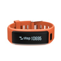 2017 Android ISO Bluetooth slim size wholesale Instant Heart Rate wristband fitness tracker smart watch