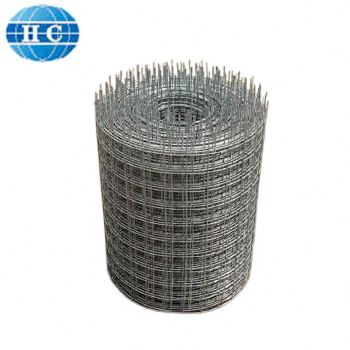 high performance galvanized welded wire mesh panel
