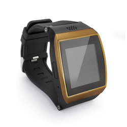 New Fashion GPS Pedometer Smart Watch Mobile Phone With Camera