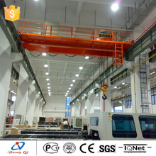 double girder electric traveling 25tons overhead crane for sale