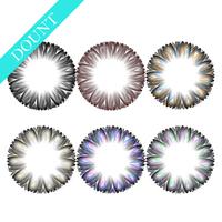 Wholesale popular cheap korea Viviaina color contact lens Dount cosmetic colored contact lenses