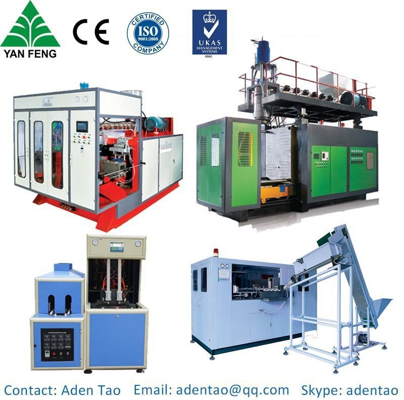 1000L blow molding machine for water tank 1-3 layers