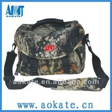 Waterproof 600D camera bag Camouflage
