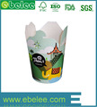 Wholesale and noodle box containers