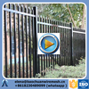 8Ft x 5Ft Spear Head Welded Steel Fence / swimming pool fence
