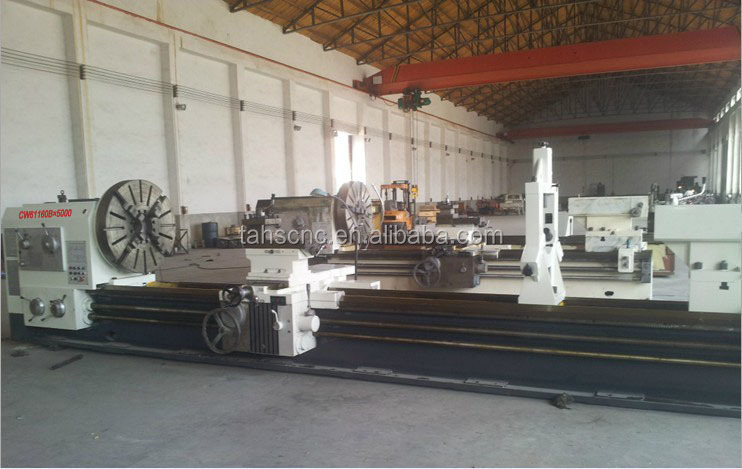 chinese lathe CW61125 machine tool and precision lathe machine