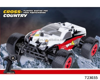 Cross country truck toys rc transmitter 2.4G 4WD 5ch mini high speed rc car
