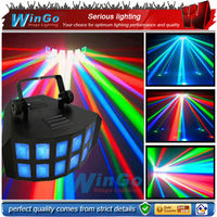 WG-G2013 LED double derby stage effect lighting