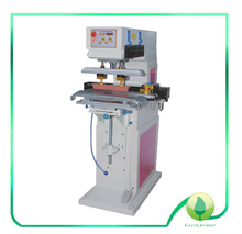 Single color tampon printing machine for small business