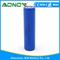 Lithium ICR18650 3.7v 2300mah Li ion Rechargeable Battery