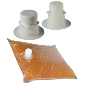 High quality aseptic empty water bag in box with valve