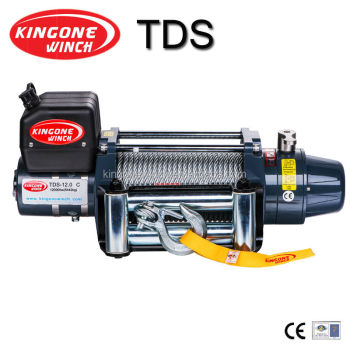 TDS-12.0C heavy duty truck with electric winch 12v