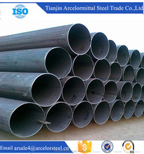 6 inch Steel Pipe for Sale / Round ERW Steel Pipes and Tubes / Carbon Steel Pipe