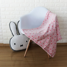 Cartoon Baby Receiving Blanket Printed Mouse Cute Comfortable Throw