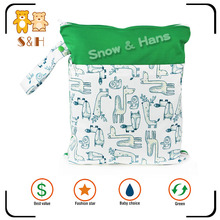 Multifunctional Reusable Baby Wet Bag for Sale